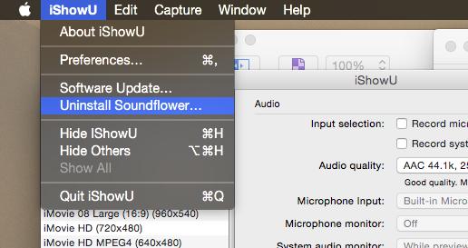soundflower for el capitan